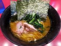 「ラーメン 640円 ※油多め」@家系総本山 吉村家の写真