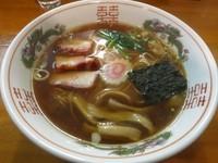 「ラーメン 630円」@下前商店の写真
