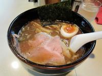 「三刀流かさね味わい麺(らぁ麺)」@麺屋 賢太郎の写真