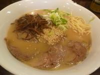 「羊肉麺」@中華そば 中村屋 東桜店の写真