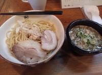 「濃厚つけ麺(大)」@麺や拓 堀江本店の写真