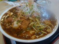 「麻婆麺」@らー麺 天心の写真