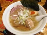 「辻潮ラーメン+煮玉子(¥750+¥100)」@つじ道らーめんの写真
