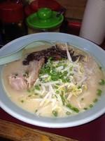 「薩摩ラーメン 750円」@西海の写真