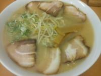 「チャーシュー麺」@ラーメン 花むらの写真