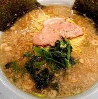 「ラーメン(麺硬め)¥450」@ラーメンショップ 石下店の写真