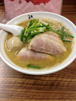 「福座ラーメン」@麺や 福座の写真