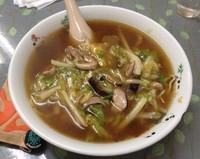 「三生碼麺(元祖サンマー麺)¥800」@栄来軒 NOWの写真