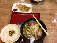 「野菜こく旨ラーメン」@8番らーめん 丸岡店の写真