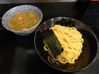 「Wスープつけ麺(並)」@無鉄砲 つけ麺 無心の写真