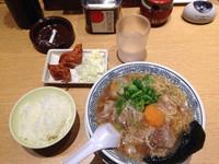 「サービスランチ」@丸源ラーメン 尼崎アマドゥ店の写真