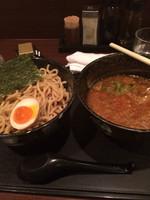 「辛つけ麺」@麺匠 和蔵の写真