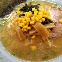 「ラーメン(麺硬め)¥540」@ラーメンショップ 運転免許センター北口店の写真