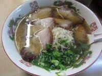 「チャーシュー麺(750円)」@淡水軒の写真