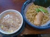 「【数量限定】 魚貝三獣士つけ麺 (小盛) ¥800」@中華そば 旋の写真