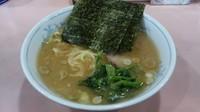 「ラーメン(味濃いめ・麺硬め)」@ラーメン 中島家の写真