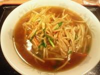 「サンマー麺 780円」@横浜大唐の写真