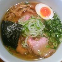 「【再開記念】濃厚魚出汁(塩)0円(通常760円)」@喜元門 水戸笠原店の写真