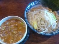 「【期間限定】牛すじぶっかけ(つけ麺に変更) ¥800」@中華そば 旋の写真