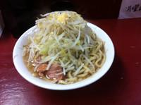 「ラーメン(野菜多め)¥650-」@RA-MEN ICHIの写真