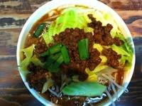 「台湾ちょもらん麺 790円」@ちょもらん麺の写真