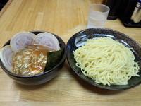 「味玉チャーシューつけ麺 中盛(200g)」@つけ麺 きくちゃんの写真