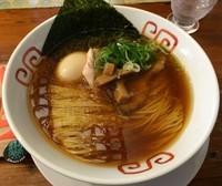 「味玉そば(¥800)」@麺や食堂の写真