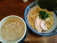 「【期間限定】煮干つけ麺 ¥800」@中華そば 旋の写真