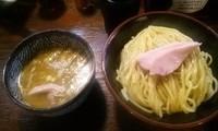 「海老つけ麺 大盛り」@つけめん小池の写真