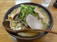 「味噌ラーメン」@新進亭 一乗寺店の写真