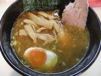 「カレー味わい麺(ラーメン)(800円)」@麺屋 賢太郎の写真