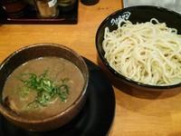 「ドロっと 濃厚つけ麺」@つけ麺マン 本店の写真