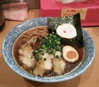 「鶏出汁のしょうゆ¥750」@麺屋 すずらんの写真