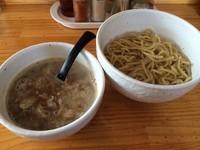 「つけ麺中盛@830円」@つけ麺二代目いさおの写真