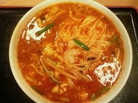 「海鮮酸辣麺 780円」@横浜大唐の写真