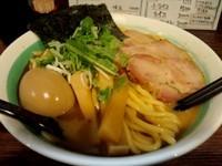 「特らぁめん1050円」@自家製麺 麺屋 利八の写真
