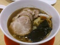 「チャーシュー入り蕎麦」@中華ごはん かんざしの写真