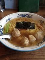 「ワンタン麺」@松波ラーメン店の写真