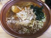 「味噌ラーメン(702円)」@コタン 西荻窪店の写真