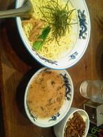 「ツケ麺」@松波ラーメン店の写真