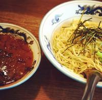 「つけ麺」@松波ラーメン店の写真