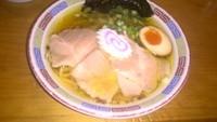 「醤油ラーメン(680円)」@讃岐らーめん はまんどの写真