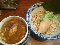 「【期間限定】カレーつけ麺(並)¥800」@中華そば 旋の写真