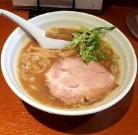 「激・濃厚醤油 @750円」@らーめん食堂楽山の写真