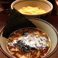「つけめん(¥750)」@つけ麺・らーめん 豆天狗 名古屋金山店の写真