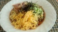 「冷やし中華=380円」@らーめんカインズキッチン スーパー吉田店の写真