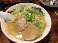 「ラーメン¥520」@長浜ラーメン はじめの写真