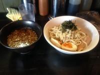 「つけ麺(並) ¥800」@踊ろうサンダーバードの写真