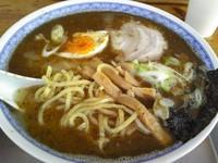 「煮干し豚骨醤油ラーメン¥650」@大吉の写真