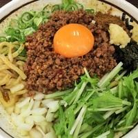 「カレー台湾まぜそば810円」@麺屋はなび 新宿店の写真